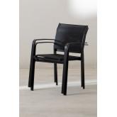 Nohes-tafelset en 4 Nohes-stoelen, miniatuur afbeelding 3