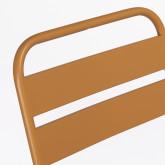 Pack Mesa Plegable para Exterior & 4 Sillas Plegables Janti