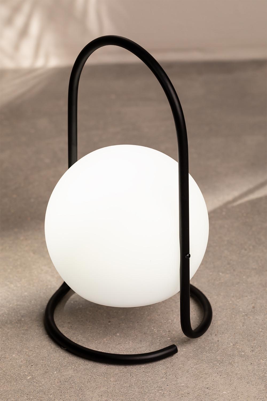 LED Outdoor tafellamp Balum, galerij beeld 1