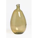 Vaas van gerecycled glas 46 cm Boyte, miniatuur afbeelding 2