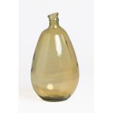 Vaas van gerecycled glas 46 cm Boyte, miniatuur afbeelding 3