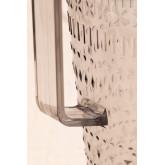 Set van 1 kan 2L en 4 Brandon-glazen, miniatuur afbeelding 4