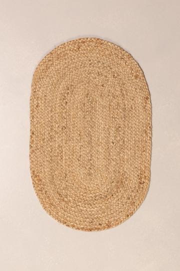 Ever Jute Natural Jute Doormat