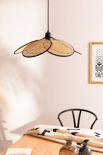 Okai natuurlijke plafondlamp