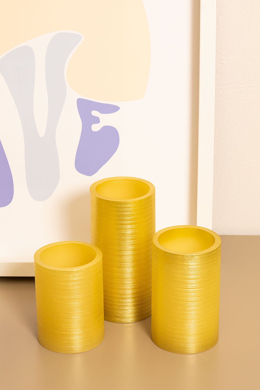 Dhels kaarsen goud, galerij beeld 1