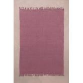 Lavani katoenen plaid deken, miniatuur afbeelding 2