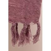 Lavani katoenen plaid deken, miniatuur afbeelding 4