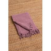 Lavani katoenen plaid deken, miniatuur afbeelding 3
