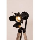 Cinne Tripod vloerlamp, miniatuur afbeelding 4