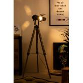 Cinne Tripod vloerlamp, miniatuur afbeelding 2