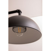 Plafondlamp in metaal Sario, miniatuur afbeelding 5