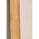 Houten staande spiegel (180x80 cm) Dani, miniatuur afbeelding 4