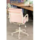 Bureaustoel op wielen Fhöt Colors , miniatuur afbeelding 5