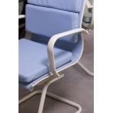 Bureaustoel met armleuningen Mina Colors, miniatuur afbeelding 3