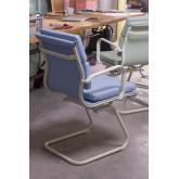Bureaustoel met armleuningen Mina Colors, miniatuur afbeelding 2