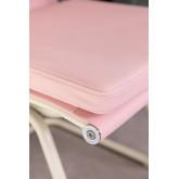 Bureaustoel met armleuningen Mina Colors, miniatuur afbeelding 4