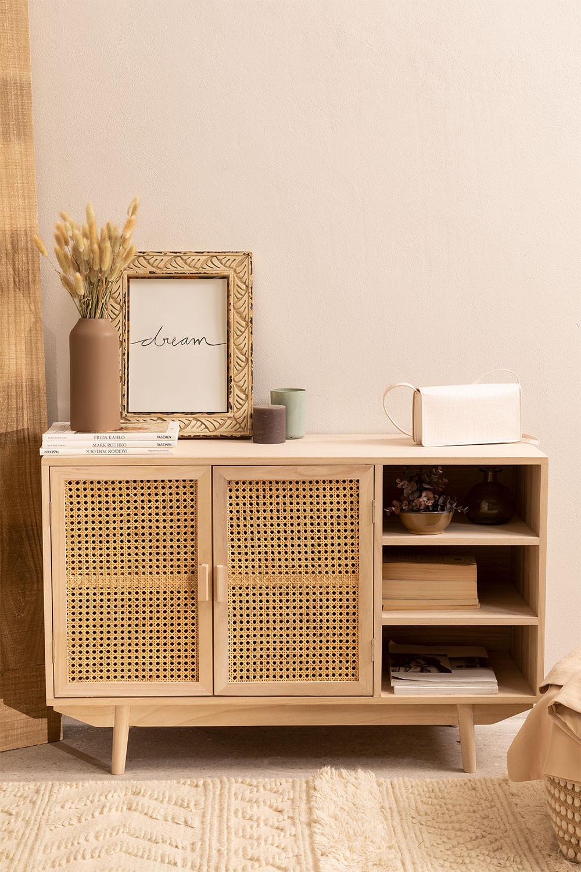 Ralik houten dressoir, galerij beeld 1