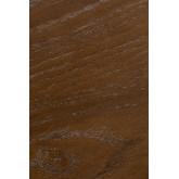 Isden opvouwbare houten eettafel (180x90 cm), miniatuur afbeelding 5
