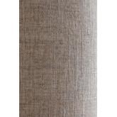 Tafellamp in linnen en hout Olga, miniatuur afbeelding 4