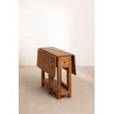 Abura Recycled Wood klaptafel, miniatuur afbeelding 3