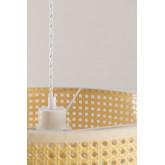 Plafondlamp in rotan sety, miniatuur afbeelding 5