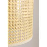 Plafondlamp in rotan sety, miniatuur afbeelding 6