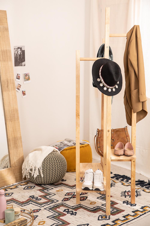 Arkitec houten kapstok , galerij beeld 1