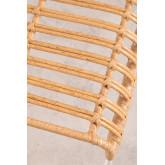 Aroa fauteuil van synthetisch rotan, miniatuur afbeelding 5