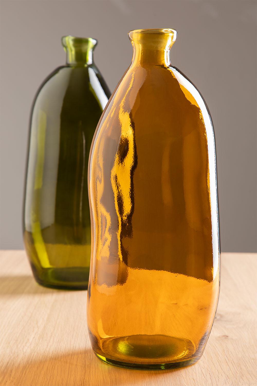 Boyte vaas van gerecycled glas , galerij beeld 1