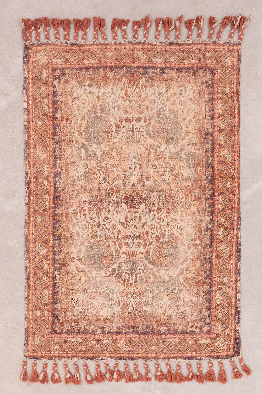 Tapijt van chenille katoen (185x125 cm) Eva, galerij beeld 1