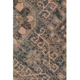 Tapijt van katoen Chenille (185x125 cm) Eli, miniatuur afbeelding 2