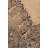Tapijt van katoen Chenille (185x125 cm) Eli, miniatuur afbeelding 3