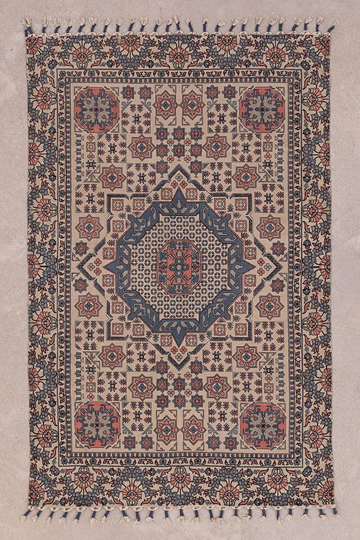 Katoenen vloerkleed (185x115 cm) Atil, galerij beeld 1