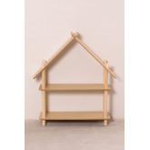 Zita Kids plank met 2 houten planken, miniatuur afbeelding 3