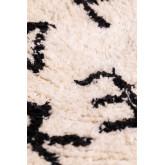 Ronde katoenen Poef, miniatuur afbeelding 3