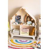 Plank voor kinderen met Kasi-vakken Kids, miniatuur afbeelding 1
