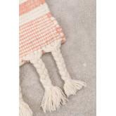 Vloerkleed van wol en katoen (210x145 cm) Roiz, miniatuur afbeelding 3