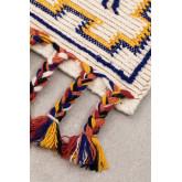 Vloerkleed van wol en katoen (205x140 cm) Nango, miniatuur afbeelding 4