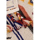 Vloerkleed van wol en katoen (205x140 cm) Nango, miniatuur afbeelding 2
