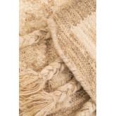 Tapijt van wol en katoen (205x140 cm) Takora, miniatuur afbeelding 3