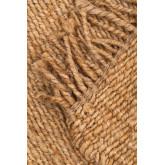 Jute vloerkleed (185x125 cm) Kendra, miniatuur afbeelding 3