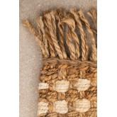 Jute vloerkleed (190x120 cm) Kolin, miniatuur afbeelding 4