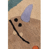 Katoenen vloerkleed (135x100 cm) Jungli Kids, miniatuur afbeelding 3