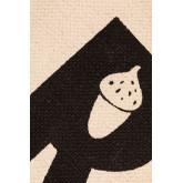 Katoenen vloerkleed (235x165 cm) Abc Kids, miniatuur afbeelding 3