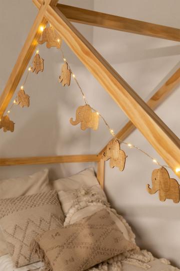 Decoratieve LED-krans (2,30 m) Domby Kids