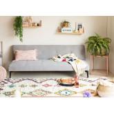 Mesty tapijt van wol en katoen, miniatuur afbeelding 6