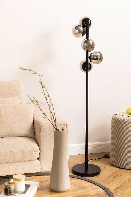 Buble vloerlamp, galerij beeld 1