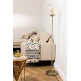 Metalen Boyi vloerlamp, miniatuur afbeelding 1