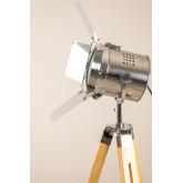 Cinne metalen dimbare statief vloerlamp, miniatuur afbeelding 5