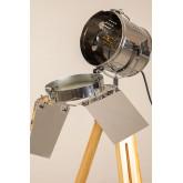 Cinne metalen dimbare statief vloerlamp, miniatuur afbeelding 6
